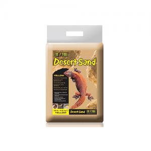 Arena de desierto reptiles