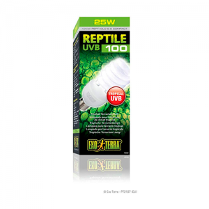 bombilla uvb 100 reptiles