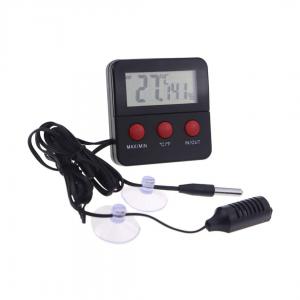 termómetro reptiles sensores remotos